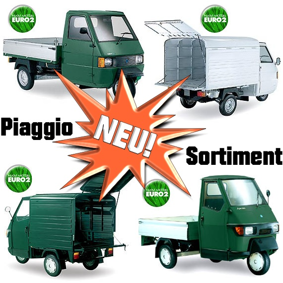 piaggio sortiment. Black Bedroom Furniture Sets. Home Design Ideas